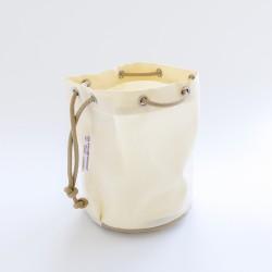 sac marin polochon coloris ivoire