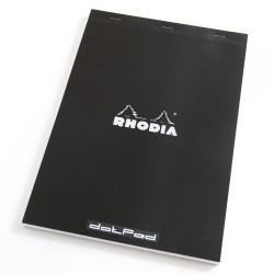 Bloc A4 réglure points Rhodia