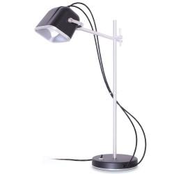 lampe à poser Mob noir mat