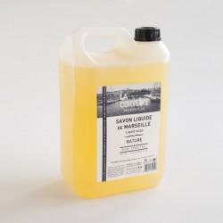 bidon 5l savon liquide de Marseille