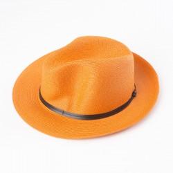 chapeau d'été clémentine