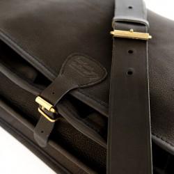 sacs besaces en cuir