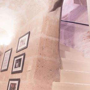 Mini showroom Landmade à Paris à l'école Sysens