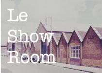 Logo le show room