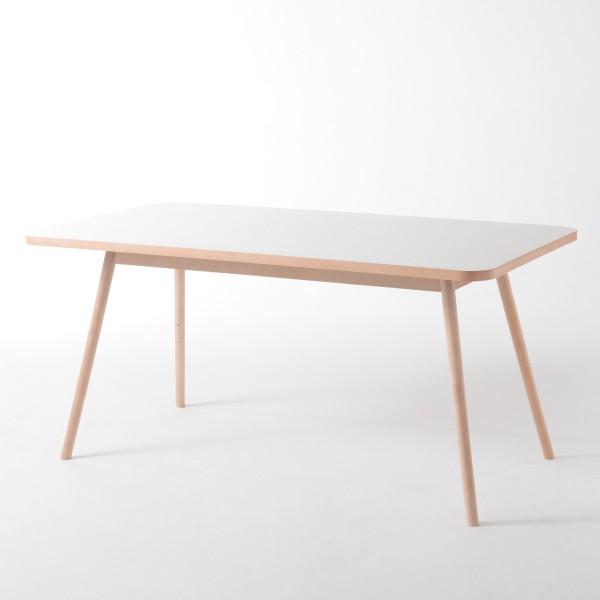 Table fixe rectangulaire Vintage