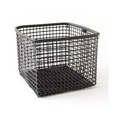 Corbeille MM cube maille à casier de chez Matlama