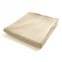 drap de lit plat 100% lin naturel