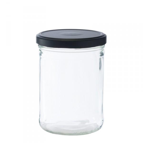 Bocal en verre Justine MM pour épicerie en vrac