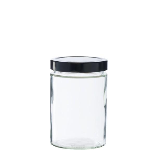 Bocal en verre Anastasia MM pour épicerie en vrac
