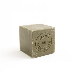 Cube de savon de Marseille olive 300 g