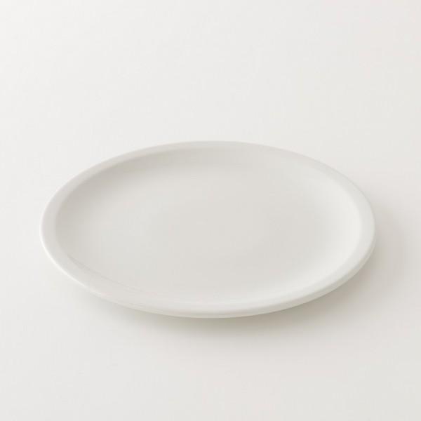 assiette plate traiteur porcelaine GM