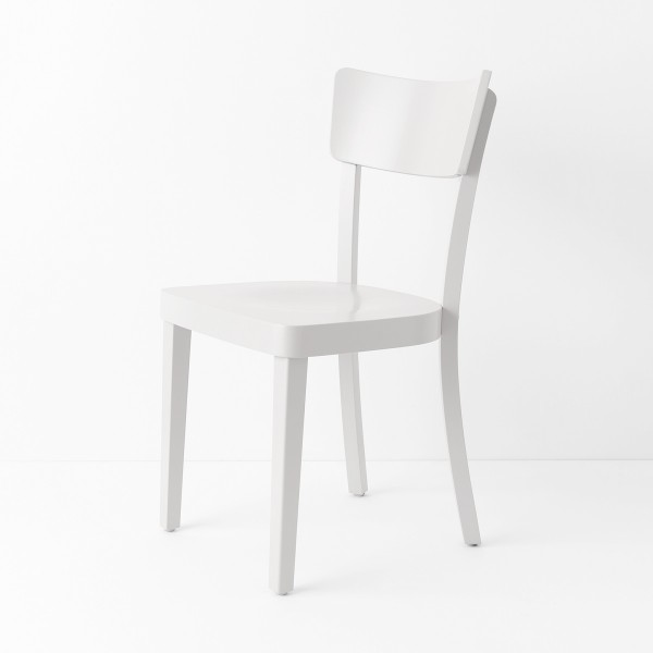 Chaise Filby blanc