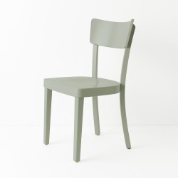 Chaise Filby gris béton