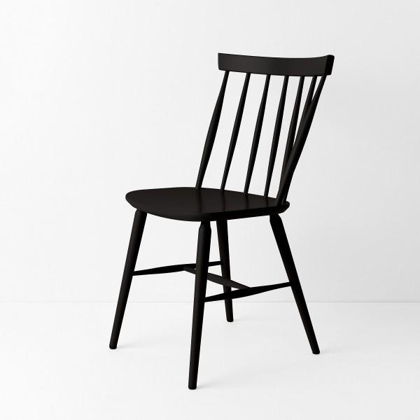 chaise scandinave noir - Chaise Scandinave Noir
