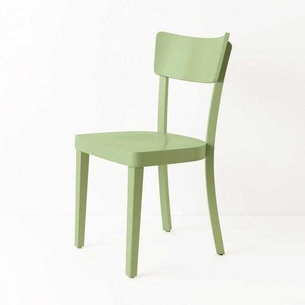 Chaise Filby vert amande