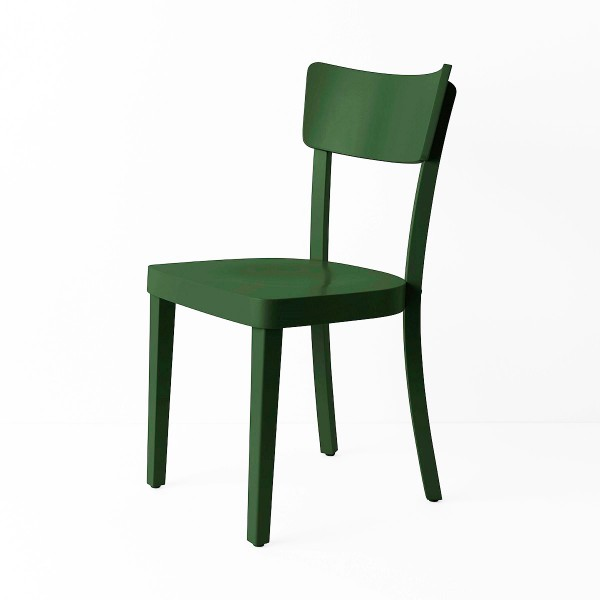 Chaise Filby vert épinard