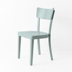 Chaise Filby bleu gris