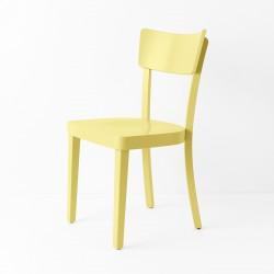 Chaise Filby jaune
