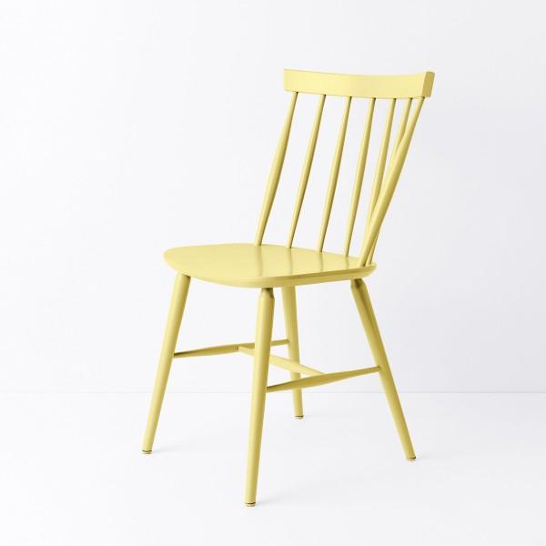 chaise scandinave jaune. Black Bedroom Furniture Sets. Home Design Ideas