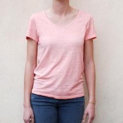 T-shirt en lin Hazel