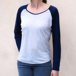 T-shirt en lin Bigout