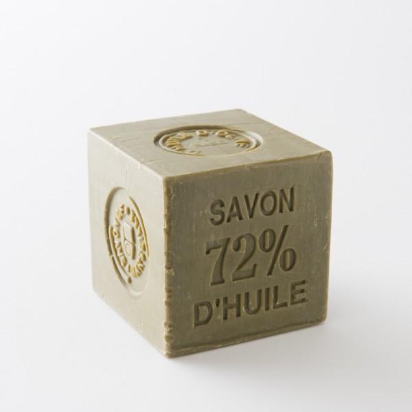 cube savon Marseille olive 600 g