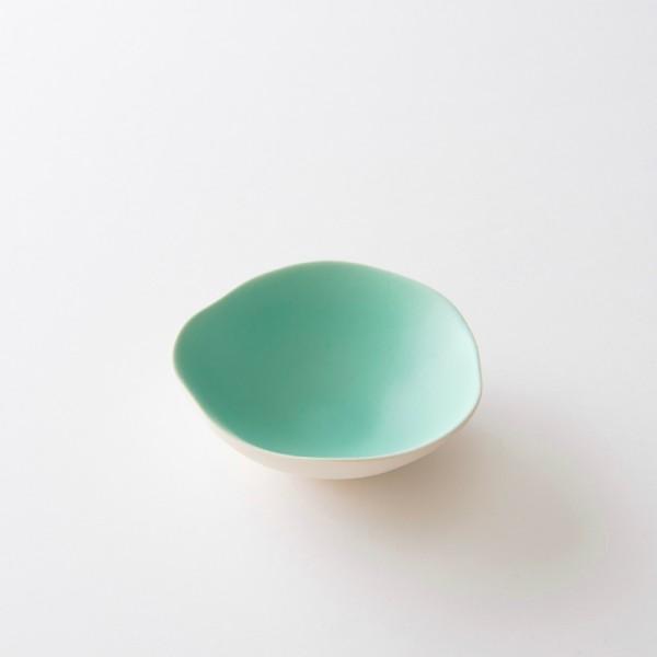 coupelle grès coloris artichaut de chez Jars Céramistes