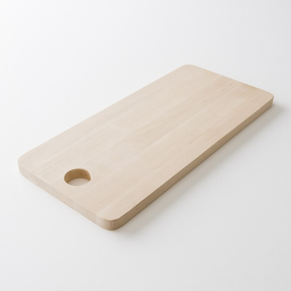 planche à découper rect gm en bois de chez Iris Hantverk