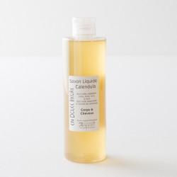 savon liquide bio au calendula en flacon 250 ml