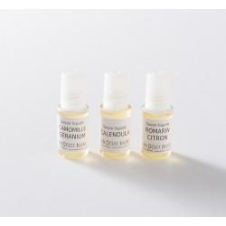 trio échantillons savon liquide bio