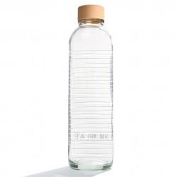 Bouteille 0.7l Carry water is life
