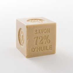 cube savon Marseille sans palme 600 g