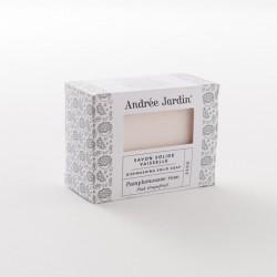 savon dur vaisselle pamplemousse rose de chez Andrée Jardin