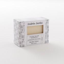 savon dur vaisselle menthe-citron de chez Andrée Jardin