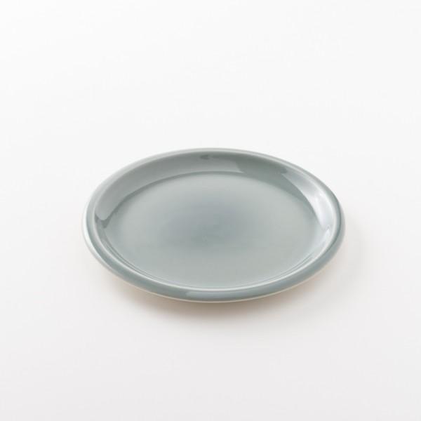 assiette en grès coloris oxyde S Cantine de chez Jars Céramistes