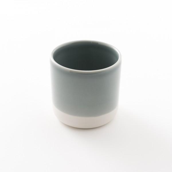 gobelet en grès coloris oxyde L Cantine de chez Jars Céramistes