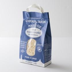 lessive copeaux savon Marseille 1kg sans palme
