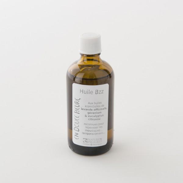 huile anti moustiques bio de chez en Douce Heure