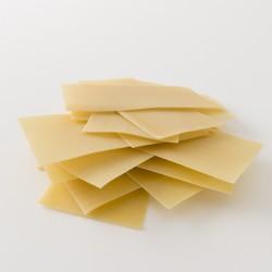 Feuilles lasagnes au blé dur bio de chez IRIS