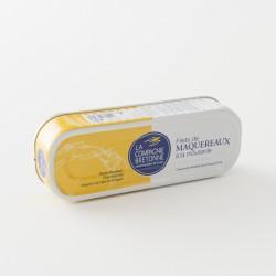 Filet de maquereau à la moutarde par La Compagnie Bretonne