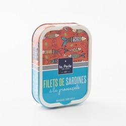 filets de sardines sans huile à la provençale par La Perle Des Dieux