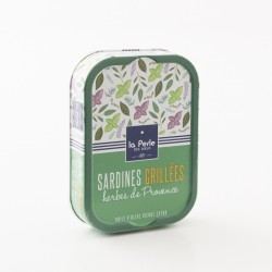 Sardines grillées aux herbes de provences par La Perle Des Dieux