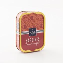 Sardines à la tomate confite par La Perle Des Dieux