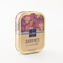 Sardines au muscadet par La Perle Des dieux