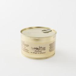 Cassoulet de Castelnaudary au confit de canard de chez Escudier en boite de  420 g