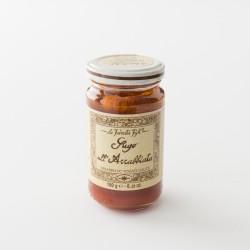 Sauce tomate italienne à l'arrabbiata La Favorita Fish en pot de 180g