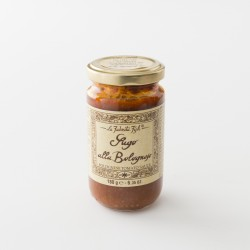 Sauce tomate italienne bolognaise La Favorita Fish en pot de 180g