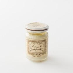 Crème à l'artichaut et à l'ail La Favorita Fish en pot de 130g