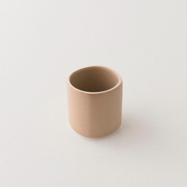 gobelet M en grès Studio kraft de chez Jars Céramistes