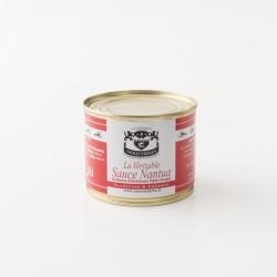 Sauce Nantua par Nolo frères en boite de 215g